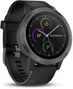 Garmin Vivoactive 3 kolor Gunmetal (czarny) z Amazon.it