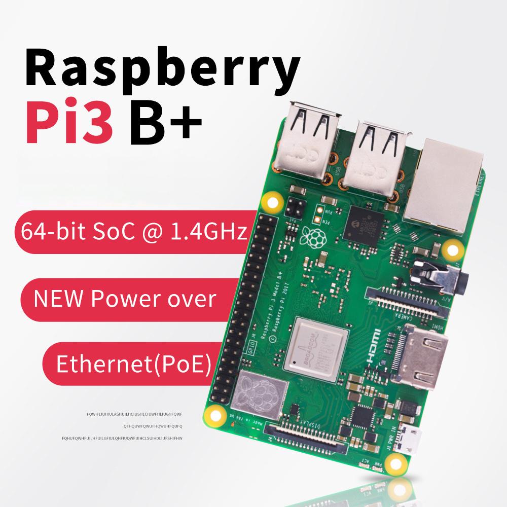 Raspberry Pi 3 B+ za 29,27$, 109zł @ AliExpress