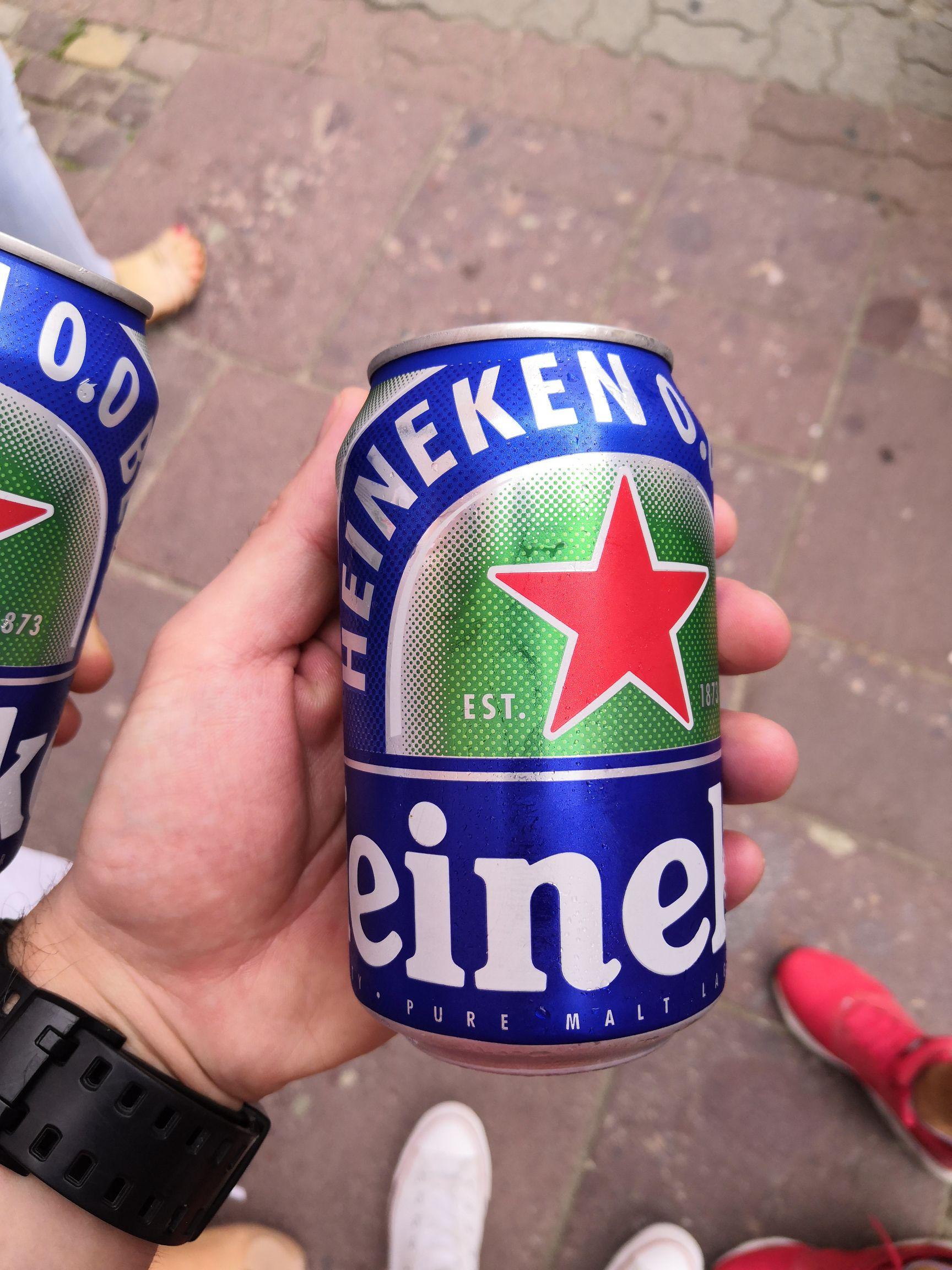 Darmowy Heineken Rzeszów rynek