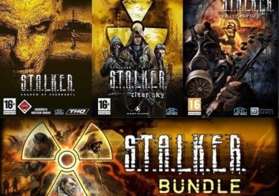 S.T.A.L.K.E.R Kolekcja 3 gier na promocji (GOG)