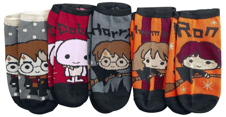 TYLKO DZISIAJ 5 par oficjalnych skarpetek Harry Potter za 25zł z wysyłką :)