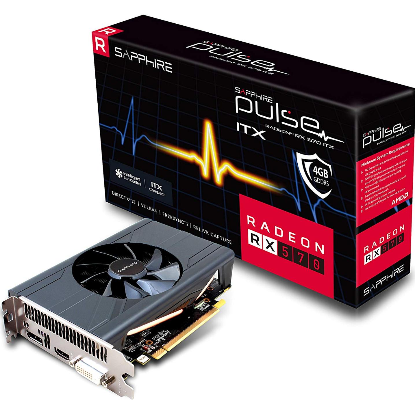 Sapphire Radeon Rx 570 4GB. Amazon.it