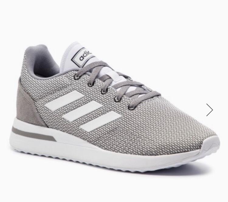 Obuwie sportowe Adidas B96555 RUN 70S Szary