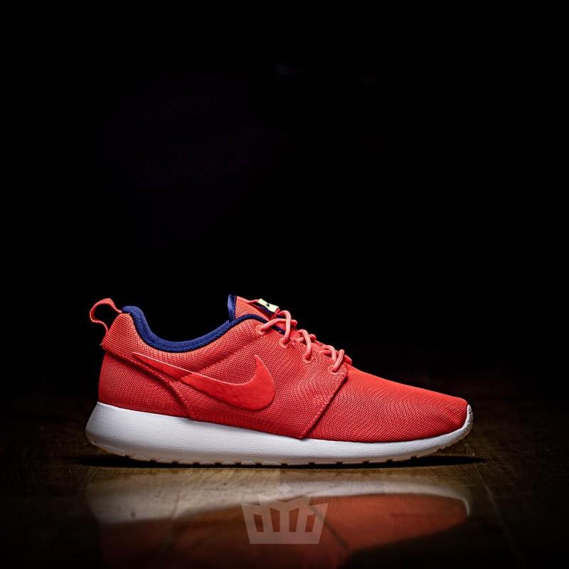 Nike wmns Roshe One Moire Bright Crimson Loyal Blue DAMSKIE