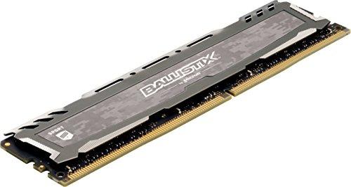 Ballistix TM Sport DDR4-DIMM - 8 GB (1 × 8), 3200 MHz, CL16 (Amazon)