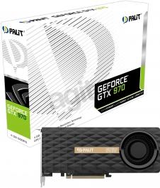 Karta graficzna Palit GeForce GTX 970 4GB za 1369 zł @ Agito
