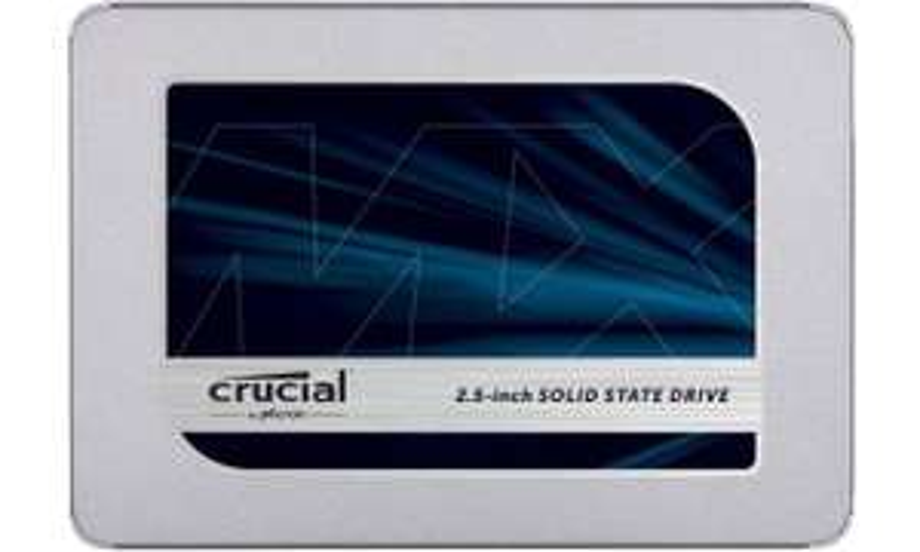 Dysk SSD CRUCIAL 500GB, SATA SSD MX500
