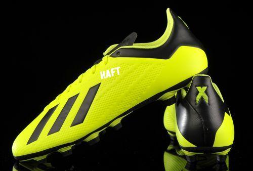 Buty piłkarskie adidas X 18.4 FG DB2188