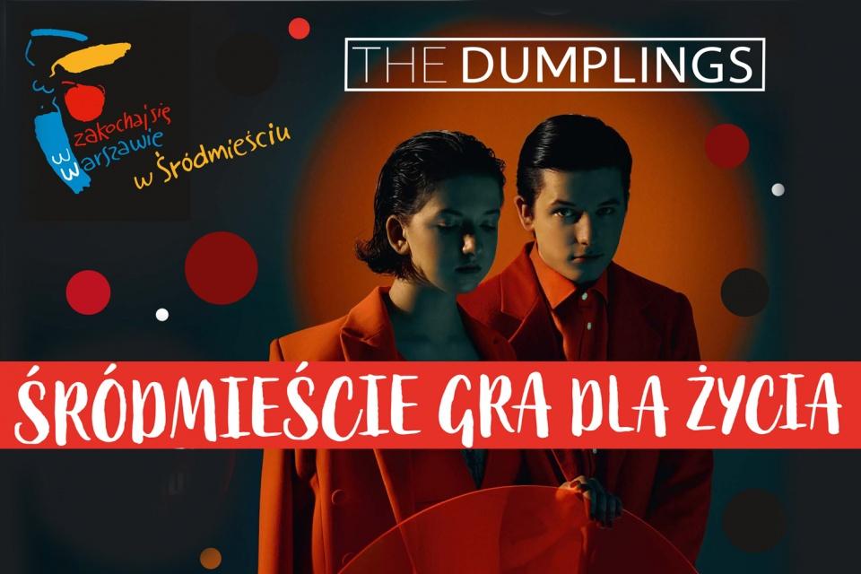 [Warszawa] Darmowe wejściówki na koncert The Dumplings za oddanie krwi