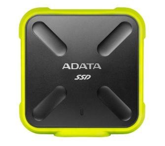 Dysk SSD zewnętrzny: Adata SD700 512 GB - wodo i pyło szczelny IP68.