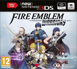 Fire Emblem Warriors [Nintendo 3DS] @ Ultima