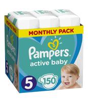 Miesięczny zapas Pampersów + darmowa dostawa tylko 27 czerwca