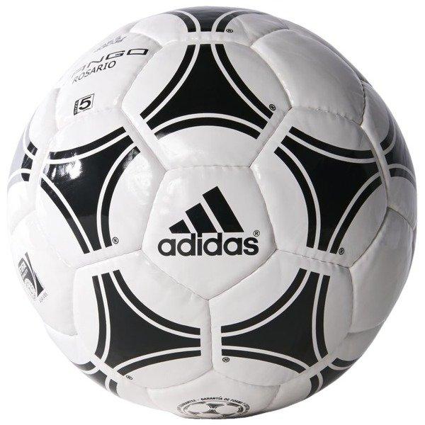 Piłka nożna adidas Tango Rosario czarno-biała rozmiary 3, 4, 5