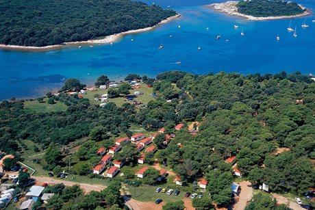 Chorwacja Istria, Kamping Indije  - Ilość osób  5+1 - domek na 7 nocy LIPIEC