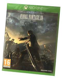 Final Fantasy XV na Xbox One