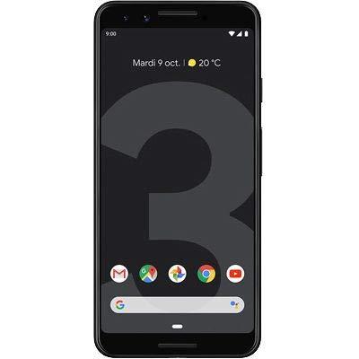 Google Pixel 3 64GB czarny