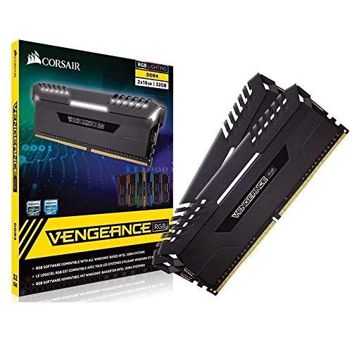 Pamięć RAM Corsair Vengeance RGB 32GB (2x16GB) 3000MHz CL16