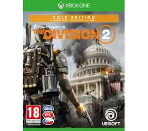 Tom Clancy's The Division 2 - Edycja Gold Xbox One