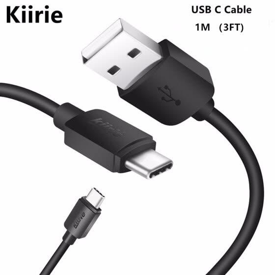 Kabel USB typ C 1 metr KIIRIE