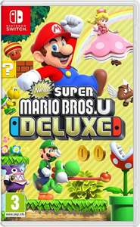 Nintendo Switch Super Mario Bros. U Deluxe