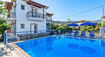 Nikos Studios na Lesbos 7 dni hotel 2* 26 czerwca, wylot z Katowic, bez wyżywienia