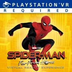 Spider-Man Far From Home PSVR Experience  za darmo w PlayStation Store