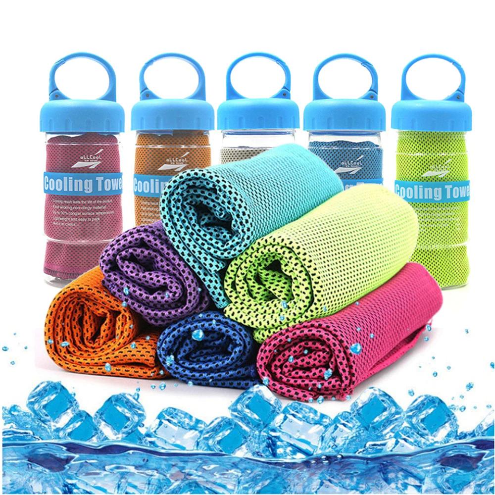 sportowy ręcznik chłodzący