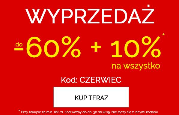 Do -60% + kod 10% na wszystko wyprzedaż ubranek dziecięcych na endo.pl!