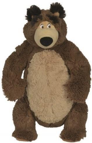 Masza i Niedźwiedź Pluszowy Misiek 43cm za 29,90zł @ HulaHop