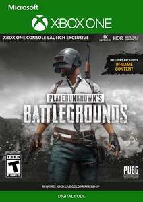PlayerUnknown's Battlegrounds na XOne za 23,39 zł w cdkeys.com