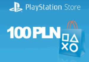 PlayStation Network - 100 PLN
