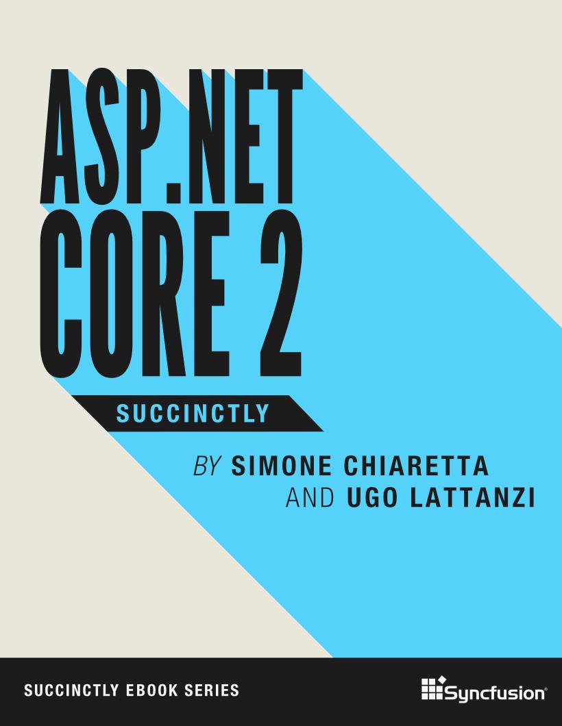 ASP.NET Core 2 Succinctly - darmowy ebook o ASP.NET Core 2.2