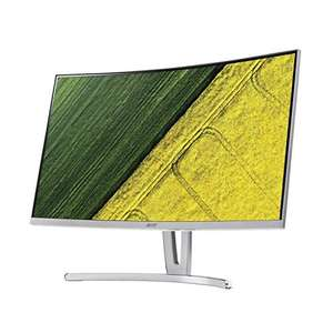 Monitor Acer ED273wmid 68,6 cm (27 cali) curved