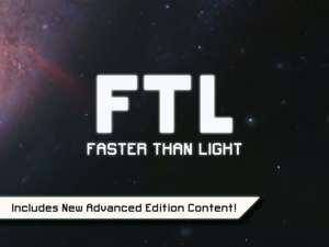 FTL - Faster Than Light Advanced edition - iOS (iPad)