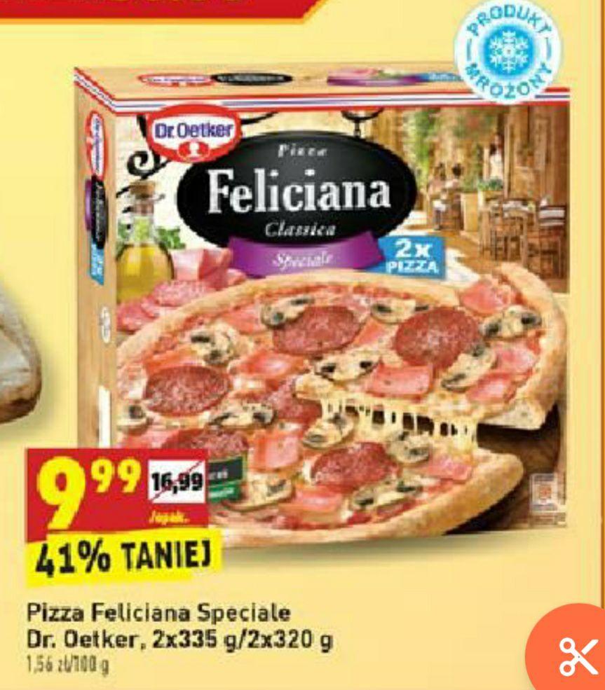 2x Pizza Feliciana Speciale @ Biedronka