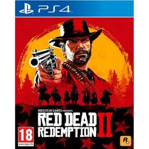 Red Dead Redemption 2 [Playstation 4] za ~127,60zł z wysyłką @ The Game Collection