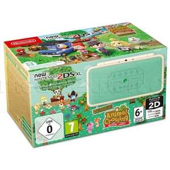 Konsola NINTENDO New 2DS XL Edycja Animal Crossing