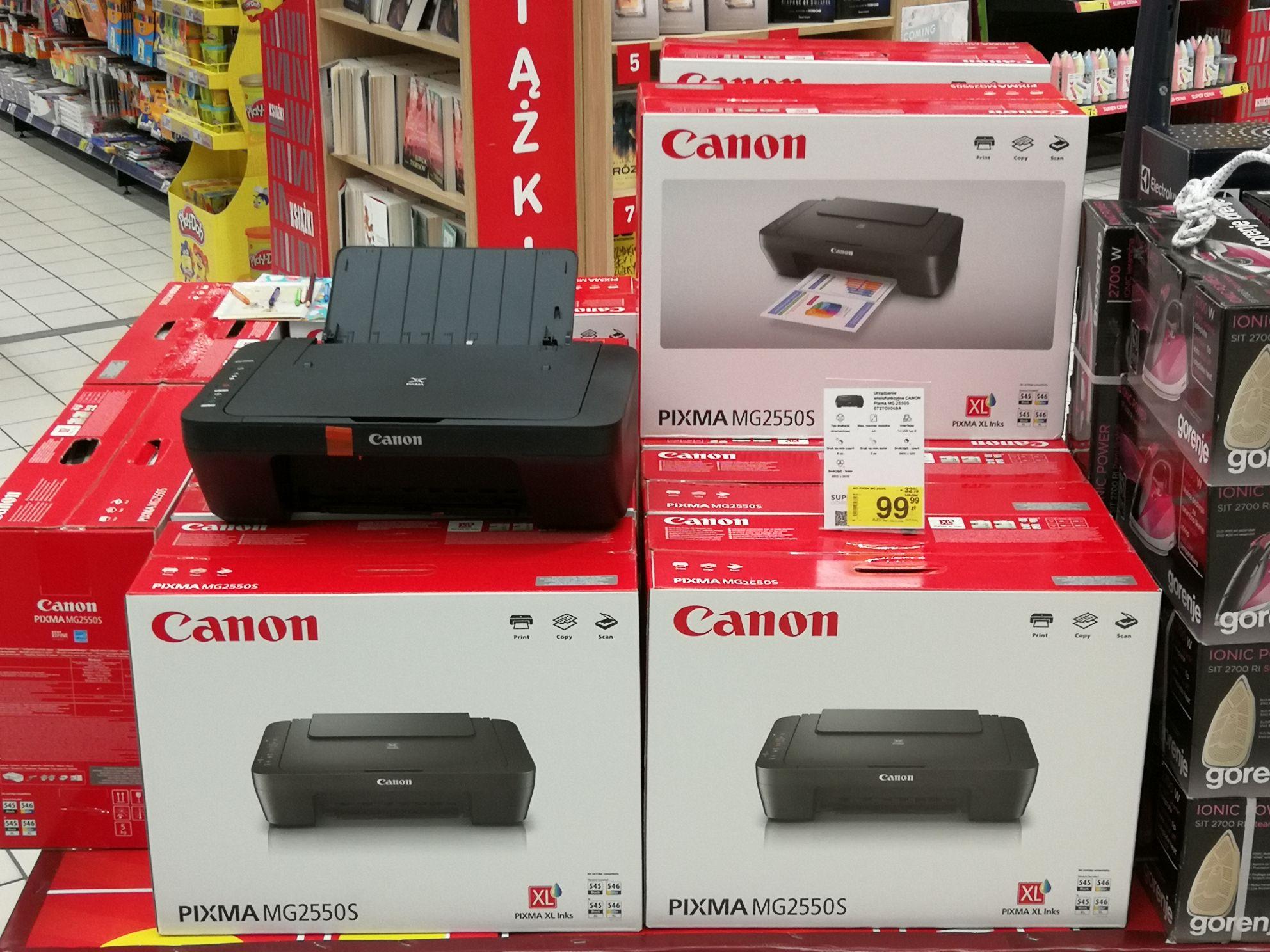 Canon Pixma MG2250S Carrefour Arkadia W-wa