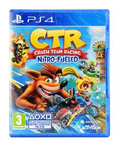 Crash Team Racing Nitro-Fueled + DLC PS4