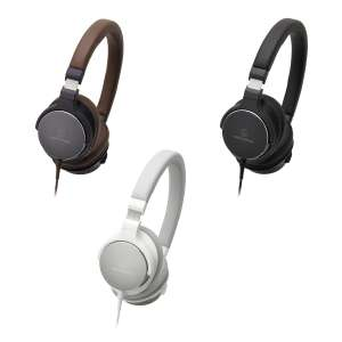 Słuchawki nauszne AUDIO-TECHNICA ATH-SR5WH Biały MEDIA EXPERT