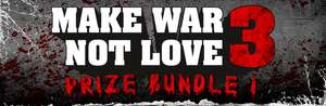 Make War Not Love 3 - pakiet gier za darmo @ Steam