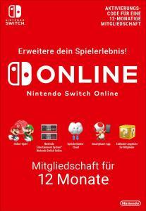 12 miesięcy Nintendo Switch Online za darmo! (Twitch Prime)