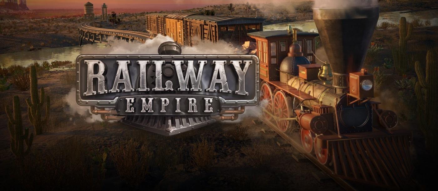 Railway Empire PC Kod Steam