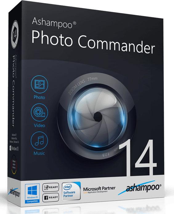 Ashampoo Photo Commander 14  za darmo CHIP.de