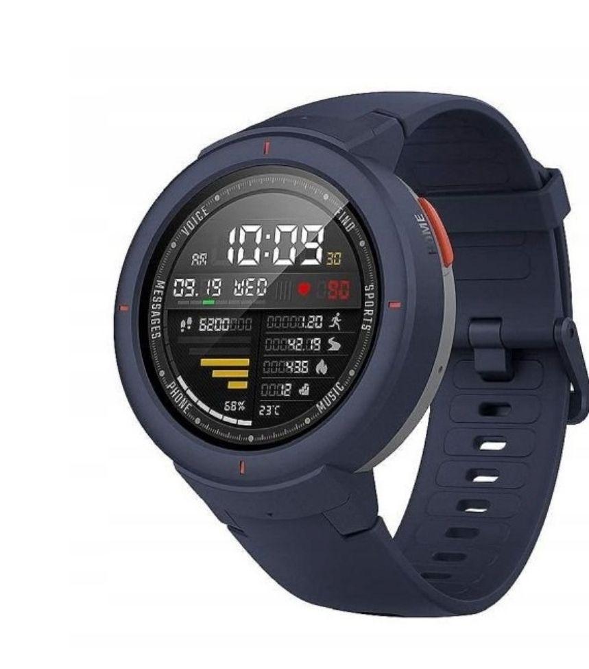 Smartwatch Xiaomi Amazfit Verge - Huami :Niebieski . Tylko do 21:00 na allegro