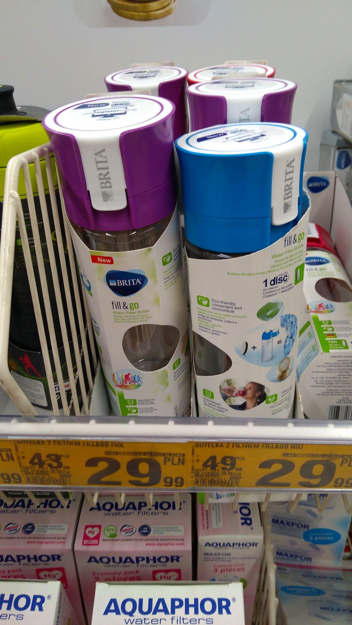 Auchan Brita Fill&Go