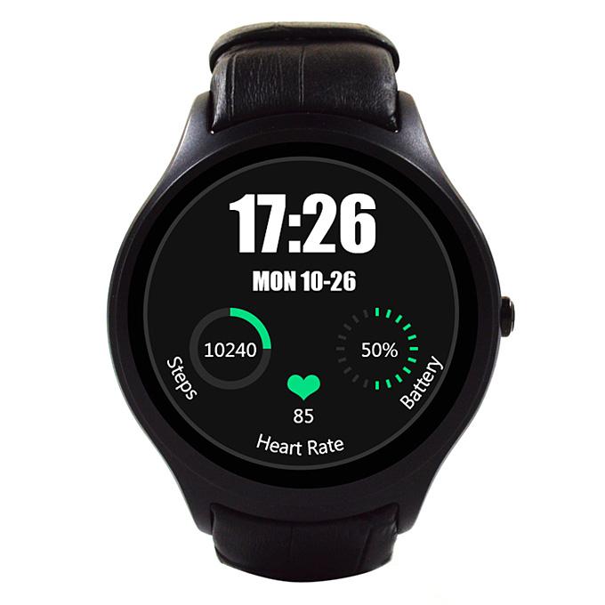 Bardzo dobry Smartwatch No.1 D5 + Recenzja + KUPON @Geekbuying