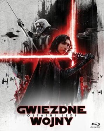 Gwiezdne Wojny: Ostatni Jedi 2D/3D/limitowana Blu-ray