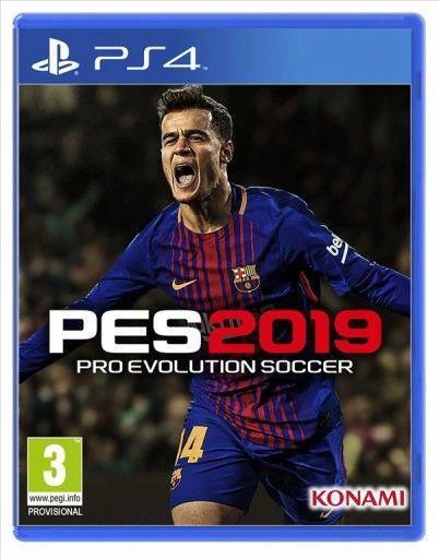 Darmowe 300 MyClub Coins do gry PES 2019 na PS4 tylko dla posiadaczy PS Plusa