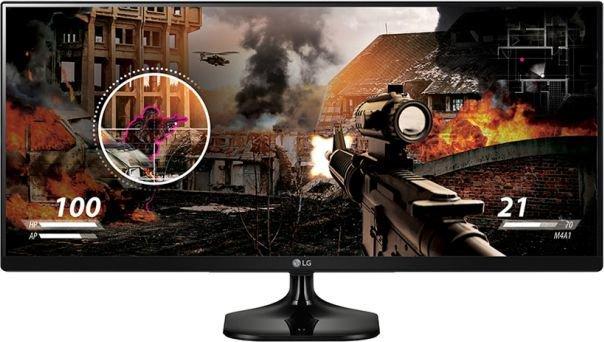 Tani monitor 21:9, UWHD, LG 25UM58-P